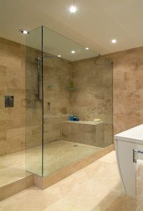 Glass Shower Screens Installation